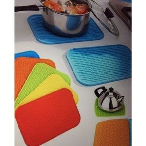 SILICON HOT PADS(2)